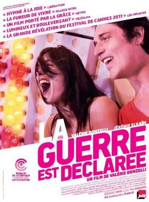 Il s'agit de l'histoire d'un jeune couple parisien qui décide d'avoir un enfant. Le jeune Adam nait et bouleverse la vie du couple, mais très vite le bébé présente des symptômes inquiétants et on découvre alors une tumeur au cerveau.  Une course poursuite contre la maladie s'engage.  Film français de Valérie Donzelli, sorti à Paris le 31 Août avec Valerie Donzelli, Jérémie Elkaïm, et Elina Löwensohn.  LIRE LA CRITIQUE