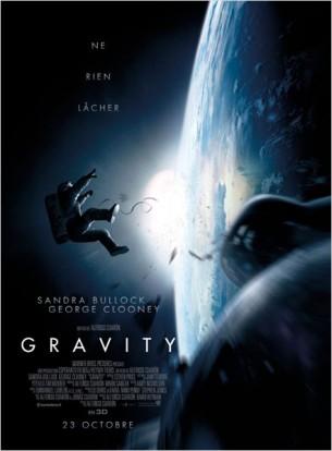 Ryan Stone, brillante experte en ingénierie médicale, accompagne, pour sa première sortie dans l'espace, l'astronaute chevronné Matt Kowalsky.  Mais alors qu'il s'agit apparemment d'une banale sortie dans l'espace, une catastrophe se produit.  Lorsque la navette est pulvérisée, Stone et Kowalsky se retrouvent totalement seuls, livrés à eux-mêmes dans l'univers. Ils ont perdu tout contact avec la Terre - et la moindre chance d'être sauvés.  Peu à peu, ils cèdent à la panique, d'autant plus qu'à chaque respiration, ils consomment un peu plus les quelques réserves d'oxygène qu'il leur reste…  Film américano-britannique de Alfonso Cuarón, sorti en France le 23 octobre 2013, avec Sandra Bullock, George Clooney, et Ed Harris.  LIRE LA CRITIQUE