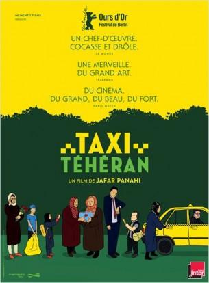 Installé au volant de son taxi, Jafar Panahi sillonne les rues animées de Téhéran.  Au gré des passagers qui se succèdent et se confient à lui, le réalisateur dresse le portrait de la société iranienne entre rires et émotion...  Film iranien de Jafar Panahi, sorti en France le 15 avril 2015, avec Jafar Panahi.