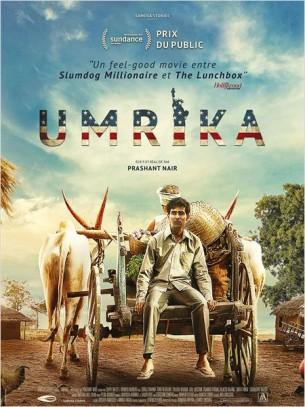 Dans les montagne indiennes, les habitants de Jivatpur sont galvanisés par le voyage de l'un d'entre eux, parti conquérir « Umrika ».  L'Amérique, ils la découvrent à travers les cartes postales qu'il envoie. Mais quand il cesse d'écrire, son petit frère se lance à sa recherche.  Film indien de Prashant Nair, sorti en France le 29 juillet 2015, avec Suraj Sharma, Tony Revolori, Prateik Babbar. et Smita Tambe.  LIRE LA CRITIQUE