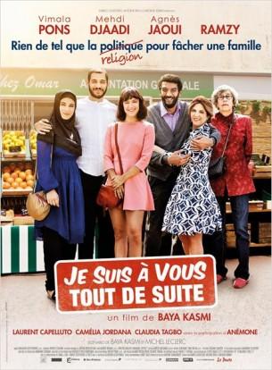 """Hanna a 30 ans, beaucoup de charme et ne sait pas dire non : elle est atteinte de la névrose de la gentillesse.  Ce drôle de syndrome familial touche aussi son père, Omar, """"épicier social"""" et sa mère, Simone, """"psy à domicile"""".  Avec son frère Hakim, focalisé sur ses racines algériennes et sa religion, le courant ne passe plus vraiment. Mais un événement imprévu oblige Hanna et Hakim à se retrouver.  Film français de Baya Kasmi, sorti en France le 30 septembre 2015, avec Vimala Pons, Mehdi Djaadi, Agnès Jaoui, Ramzy Bedia  et Laurent Capelluto.   LIRE LA CRITIQUE"""