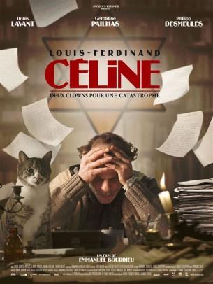 Accusé par la justice française d'avoir collaboré avec les Nazis, Louis-Ferdinand Céline s'est exilé au Danemark en 1948 avec sa femme, Lucette.  Milton Hindus, jeune écrivain juif américain, qui l'admire et le soutient avec ferveur, le rejoint au fin fond de la campagne danoise, avec l'intention de tirer de leur rencontre un livre de souvenirs.  De la confrontation entre les deux hommes, personne ne sortira indemne…  Film franco-belge de Emmanuel Bourdieu, sorti le 9 mars 2016, avec Denis Lavant, Géraldine Pailhas, Philip Desmeules et Rick Hancke.  LIRE LA CRITIQUE