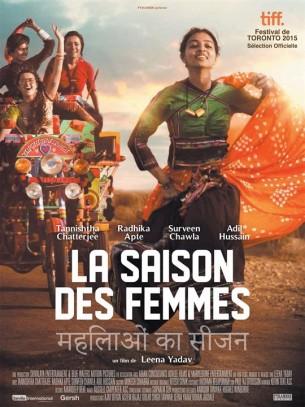 Dans l'état du Gujarat en Inde, de nos jours, un petit village,où vivent quatre femmes qui osent s'opposer aux hommes et aux traditions ancestrales qui les asservissent.  Portées par leur amitié et leur désir de liberté, elles affrontent leurs démons, et rêvent d'amour et d'ailleurs.   Film indien de Leena Yadav, sorti en France le 20 avril 2016, avec Tannishtha Chatterjee, Radhika Apte, Surveen Chawla et Lehar Khan.   LIRE LA CRITIQUE