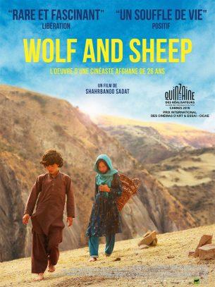Dans les montagnes d'Afghanistan, les enfants bergers obéissent aux règles : surveiller le troupeau et ne pas fréquenter le sexe opposé.  Mais l'insouciance n'est jamais loin ; alors que les garçons chahutent et s'entraînent à la fronde pour éloigner les loups, les filles fument en cachette, jouent à se marier, et se moquent de la petite Sediqa, considérée comme maudite.  Film franco-afghan de Shahrbanoo Sadat, soutien France le 30 novembre 2016, avec Sediqa Rasuli, Qodratollah Qadiri et Amina Musavi.  LIRE LA CRITIQUE