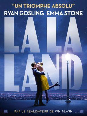 Au cœur de Los Angeles, une actrice en devenir prénommée Mia sert des cafés entre deux auditions.  De son côté, Sebastian, passionné de jazz, joue du piano dans des clubs miteux pour assurer sa subsistance.  Tous deux sont bien loin de la vie rêvée à laquelle ils aspirent… Le destin va réunir ces doux rêveurs, mais leur coup de foudre résistera-t-il aux tentations, aux déceptions, et à la vie trépidante d'Hollywood ?  Film américain de Damien Chazelle, sorti en France le 25 janvier avec Ryan Gosling, Emma Stone, John Legend et J.K. Simmons.  LIRE LA CRITIQUE