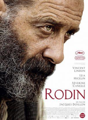 À Paris, en 1880, Auguste Rodin reçoit enfin à 40 ans sa première commande de l'Etat : ce sera La Porte de L'Enfer composée de figurines dont certaines feront sa gloire comme le Baiser et le Penseur.  Il partage sa vie avec Rose, sa compagne de toujours, lorsqu'il rencontre la jeune Camille Claudel, son élève la plus douée qui devient vite son assistante, puis sa maîtresse.  Dix ans de passion, mais également dix ans d'admiration commune et de complicité. Après leur rupture, Rodin poursuit son travail avec acharnement. Il fait face et au refus et à l'enthousiasme que la sensualité de sa sculpture provoque et signe avec son Balzac, rejeté de son vivant, le point de départ incontesté de la sculpture moderne.  Film français de Jacques Doillon, sorti en France le 21 mai 2017 avec Vincent Lindon, Izïa Higelin, Séverine Caneele et Edward Akrout.  LIRE LA CRITIQUE