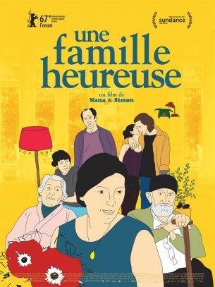 Professeure dans un lycée de Tbilissi, Manana est mariée depuis 25 ans à Soso.  Ensemble, ils partagent leur appartement avec les parents de Manana, leurs deux enfants et leur gendre.  Une famille en apparence heureuse et soudée jusqu'à ce qu'à la surprise de tous, Manana annonce au soir de son 52e anniversaire sa décision de quitter le domicile conjugal pour s'installer seule.  Film géorgien de Nana Ekvtimishvili et Simon Groß, sorti en France le 10 mai 2017avec Ia Shugliashvili, Merab Ninidze, et Berta Khapava.  LIRE LA CRITIQUE