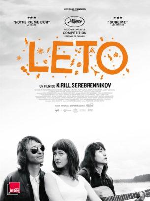 A Leningrad, un été du début des années 80, en amont de la Perestroïka, les disques de Lou Reed et de David Bowie s'échangent en contrebande, et une scène rock émerge.  Mike et sa femme la belle Natacha rencontrent le jeune Viktor Tsoï. Entourés d'une nouvelle génération de musiciens, ils vont changer le cours du rock'n'roll en Union Soviétique.  Film russe de Kirill Serebrennikov, sorti en France le 5 décembre 2018, avec Roman Bilyk, Irina Starshenbaum, et Teo Yoo.  LIRE LA CRITIQUE