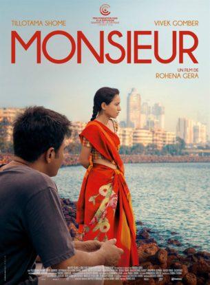 Ratna est domestique chez Ashwin, le fils d'une riche famille de Mumbai. En apparence la vie du jeune homme semble parfaite, pourtant il est perdu. Ratna sent qu'il a renoncé à ses rêves. Elle, elle n'a rien, mais ses espoirs et sa détermination la guident obstinément. Deux mondes que tout oppose vont cohabiter, se découvrir, s'effleurer...  Film indien de Rohena Gera, sorti en France le 26 décembre 2018, avec Tillotama Shome, Vivek Gomber, et Geetanjali Kulkarni.   LIRE LA CRITIQUE