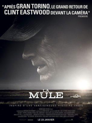 À plus de 80 ans, Earl Stone est aux abois. Il est non seulement fauché et seul, mais son entreprise risque d'être saisie. Il accepte alors un boulot qui – en apparence – ne lui demande que de faire le chauffeur. Sauf que, sans le savoir, il s'est engagé à être passeur de drogue pour un cartel mexicain.  Film américain de Clint Eastwood, sorti le 23 janvier 2019 avec lui-même, Bradley Cooper, et Laurence Fishburne.  LIRE LA CRITIQUE