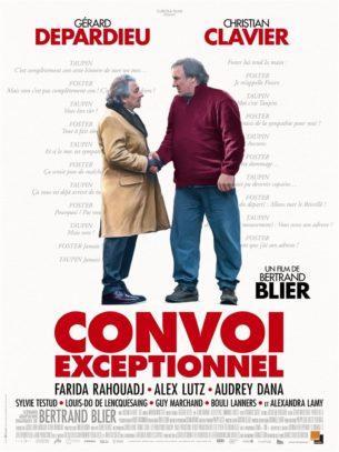 C'est l'histoire d'un type qui va trop vite et d'un gros qui est trop lent. Foster rencontre Taupin. Tout cela serait banal si l'un des deux n'était en possession d'un scénario effrayant, le scénario de leur vie et de leur mort. Il suffit d'ouvrir les pages et de trembler…  Film français de Bertrand Blier, sorti en France le 13 mars 2019 avec Gérard Depardieu, Christian Clavier, et Farida Rahouadj.  LIRE LA CRITIQUE