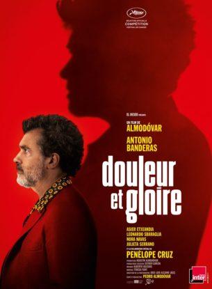 Une série de retrouvailles après plusieurs décennies, certaines en chair et en os, d'autres par le souvenir, dans la vie d'un réalisateur en souffrance. Premières amours, les suivantes, la mère, la mort, des acteurs avec qui il a travaillé, les années 60, les années 80 et le présent.  Et le vide, l'insondable vide face à l'incapacité de continuer à tourner.  Film espagnol de Pedro Almodóvar, sorti en France le 17 mai 2019 avec Antonio Banderas, Asier Etxeandia, Leonardo Sbaraglia et Penélope Cruz.  LIRE LA CRITIQUE