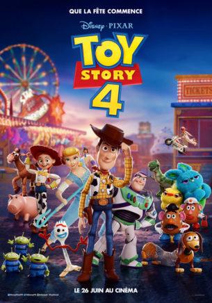 Woody a toujours privilégié la joie et le bien-être de ses jeunes propriétaires – Andy puis Bonnie – et de ses compagnons, n'hésitant pas à prendre tous les risques pour eux, aussi inconsidérés soient-ils.   L'arrivée de Forky un nouveau jouet qui ne veut pas en être un dans la chambre de Bonnie met toute la petite bande en émoi. C'est le début d'une grande aventure et d'un extraordinaire voyage pour Woody et ses amis.  LIRE LA CRITIQUE