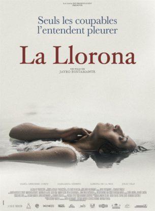 Selon la légende, la Llorona est une pleureuse, un fantôme qui cherche ses enfants. Aujourd'hui, elle pleure ceux qui sont morts durant le génocide des indiens mayas.  Le général, responsable du massacre mais acquitté, est hanté par une Llorona. Serait-ce Alma, la nouvelle domestique ?  Film guatémaltèque de Jayro Bustamante, sorti en France le 22 janvier 2020, avec María Mercedes Coroy, Sabrina de La Hoz, et Julio Diaz.  LIRE LA CRITIQUE
